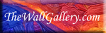 The Wall Gallery logo as a link to the main page and home page of TheWallGallery.com